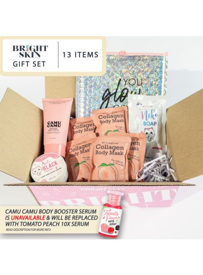 Bright Skin Gift Set: Body Glow Set