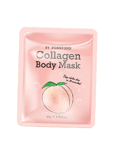 Collagen Body Mask: Instant Whitening Mask