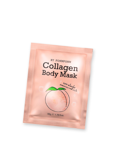 Collagen Body Mask: Instant Whitening Mask