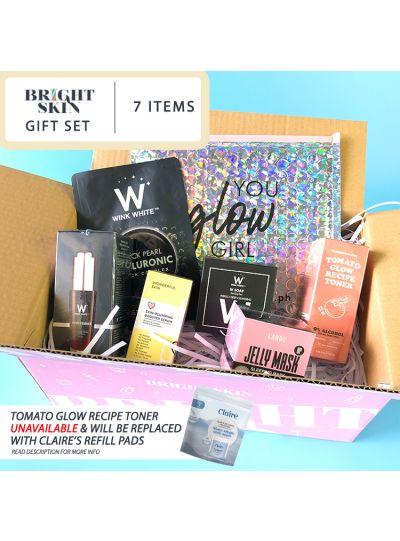 Bright Skin Gift Set: Glow Gang Set