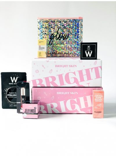 Bright Skin Gift Set: Glow Gang Set