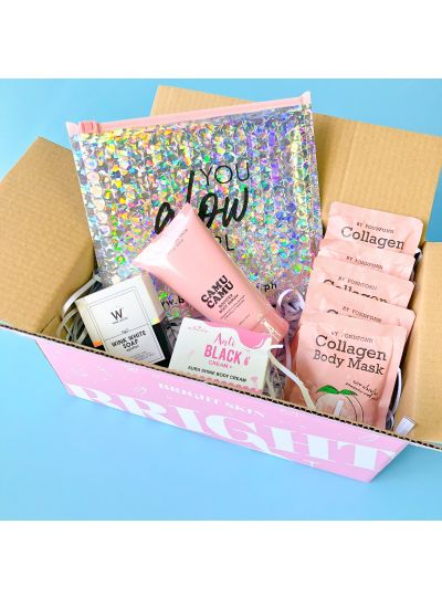 Bright Skin Gift Set: Body Glow Set