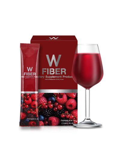 W Fiber: High Fiber Detox Drink