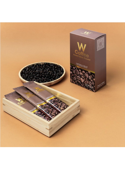 W Coffee: Slimming Coffee