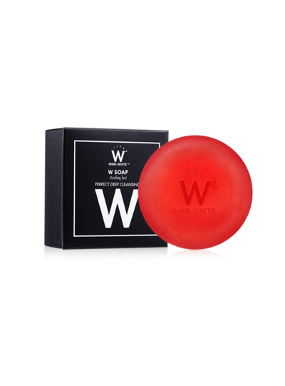 W Soap Perfect Deep Cleansing Soap