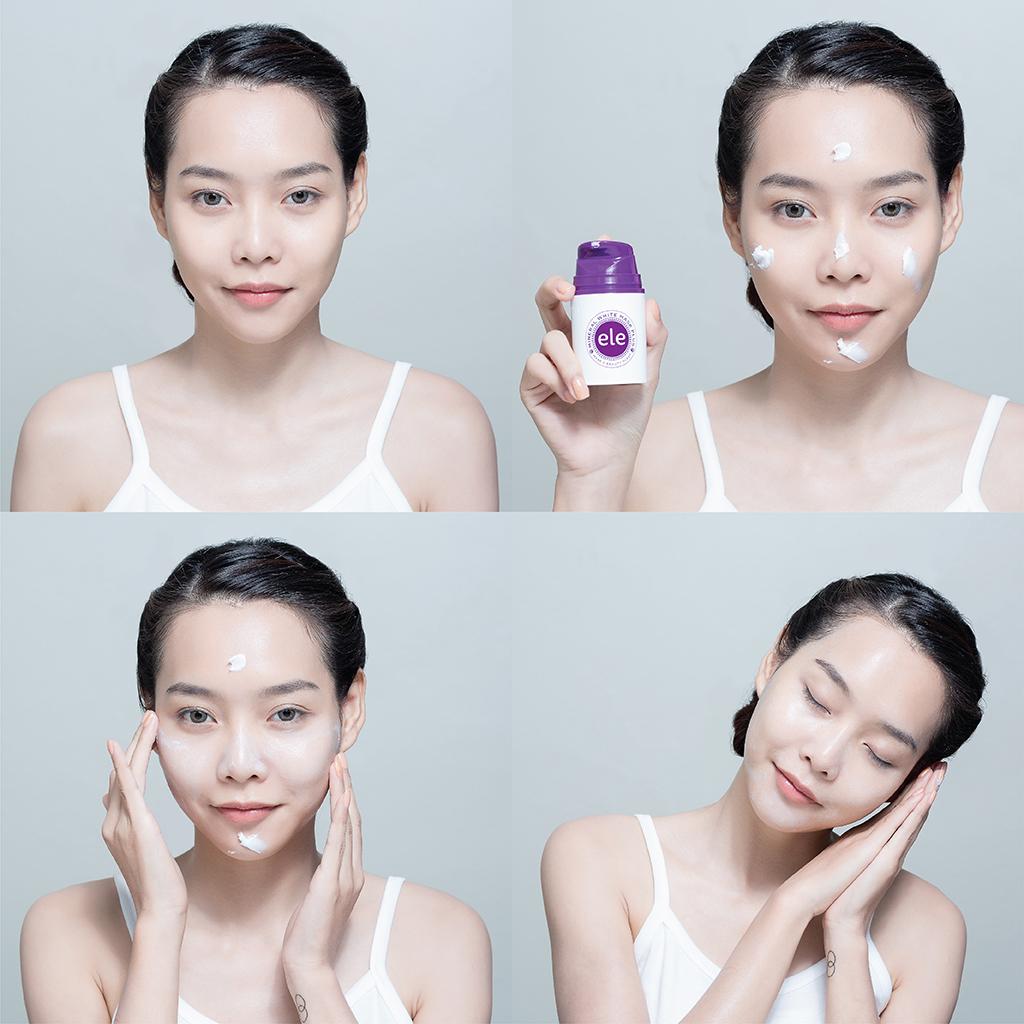 ELE Face Maskk how to use